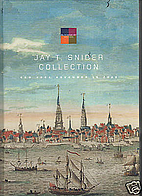 Jay T. Snider collection : featuring the…