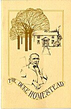 The Duke Homestead guidebook by Linda Funk