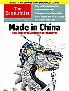 Economist - various issues