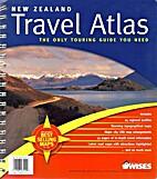 New Zealand travel atlas regional maps and…