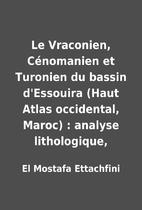 Le Vraconien, Cénomanien et Turonien…
