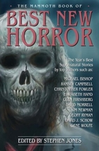 The Mammoth Book of Best New Horror 18 by…