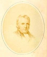 Author photo. Joseph Sturge. Frontispiece from Memoirs of Joseph Sturge (1864) by Henry Richard.