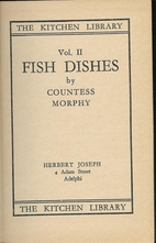 The Kitchen Library Vol. II Fish Dishes by…