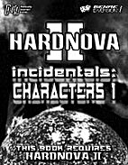 Hardnova ][: incidentals: Characters 1 by…