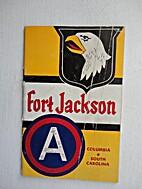 Fort Jackson, Columbia, South Carolina.