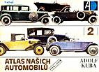 Atlas nasich automobilu by Adolf Kuba