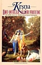 Krsna: The Supreme Personality of Godhead,…