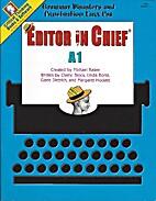 Editor in Chief A1 by L. Borla C. Block…