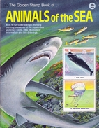 The Golden Stamp Book of Animals of the Sea…