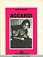 ACCARDI, 1983, Carla. by Vanni Bramanti