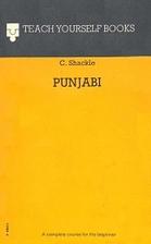 Punjabi (Teach Yourself) by Christopher…