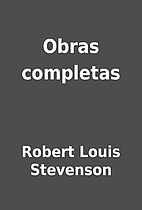 Obras completas by Robert Louis Stevenson