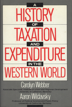 A History of Taxation and Expenditure in the…