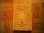 Services Pocket French Dictionary