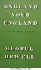 England Your England and Other Essays by…