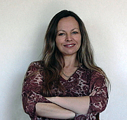 Author photo. Toni Kenyon