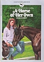 A Horse of Her Own by Joanna Campbell