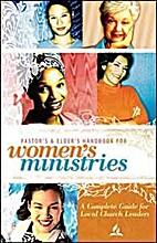 Pastor's and Elder's Handbook for Women's…