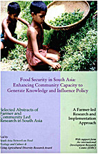 Food Security in South Asia: Enhancing…
