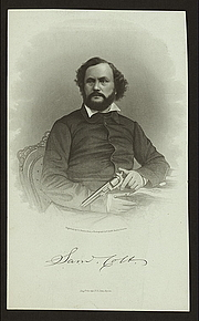 Author photo. Courtesy of the <a href=&quot;http://digitalgallery.nypl.org/nypldigital/id?1215159&quot;>NYPL Digital Gallery</a> (image use requires permission from the New York Public Library)