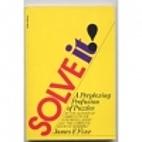 Solve It! by James F. Fixx