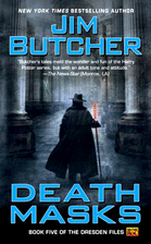Death Masks by Jim Butcher