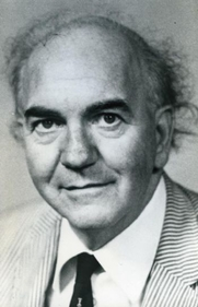 Author photo. John Macquarrie: Existentialist theologian