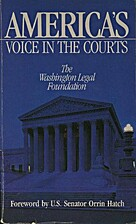America's Voice in the Courts: The…
