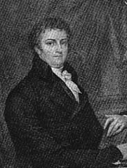 Author photo. DeWitt Clinton (1769-1828) Life engraving by W. R. Jones, 1814 (Wikipedia)