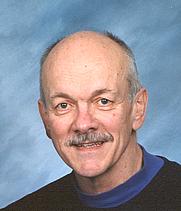 Author photo. Ed Weyhing