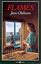 Flames by June Oldham