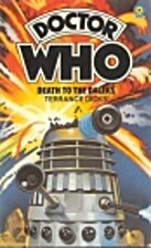 Doctor Who Death To The Daleks by Terrance…