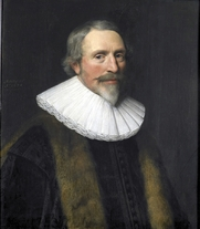 Author photo. Jacob Cats, painting by Michiel Jansz van Mierevelt, 1634 - located in Rijksmuseum Amsterdam