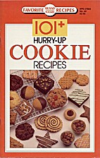 Hurry-Up Cookie Recipes by Elizabeth Krier