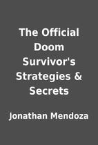 The Official Doom Survivor's Strategies…