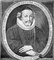 Author photo. Johann Conrad Dannhauer. Wikimedia Commons.