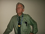 Author photo. Carl Cohen in 2006 [source: Rainer Ebert]