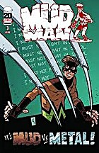 Mudman #3 by Paul Grist