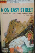 6 on Easy Street by Betty Cavanna