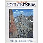 Colorado Fourteeners by Roger Edrinn