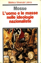 Masses and Man: Nationalist and Fascist…