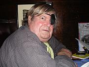 Author photo. Warren Hinckle in 2006 [credit: Sally Larsen]