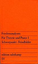 Friedensanalysen für Theorie und Praxis 1.…
