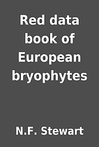 Red data book of European bryophytes by N.F.…