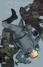 Saga #12 by Brian K. Vaughan