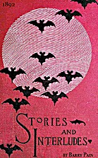 Stories and interludes by Barry Pain