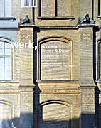 Werk, Bauen Wohnen, 3/2011 by Isa Sturm Urs…