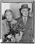Author photo. Henry & Clare Boothe Luce <BR>Photo by Phil Stanziola, New York World-Telegram & Sun Newspaper Photograph Collection (Library of Congress)