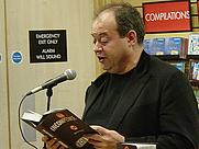 Author photo. Credit: Phil Guest, 2004